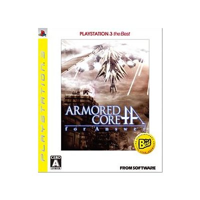 ARMORED CORE for Answer PLAYSTATION3 the Best(PS3)