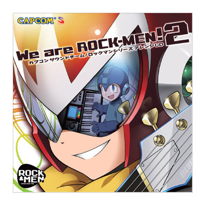 CD「We are ROCK-MEN! 2」We are ROCK-MEN!2