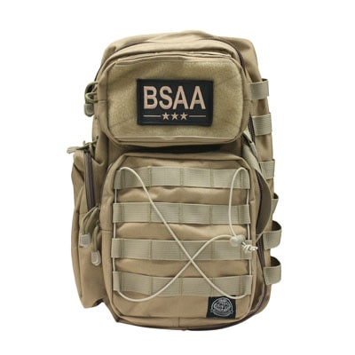 BSAA Attack BackpackKHAKI