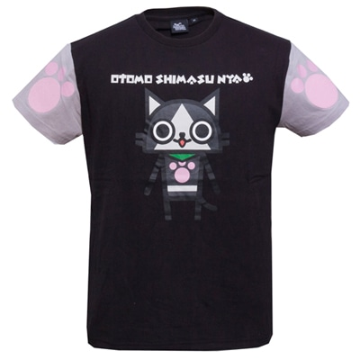 MH Tシャツ for PATCHメラルー S
