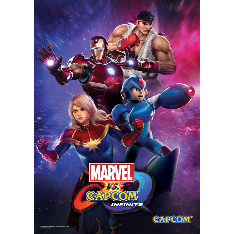 MARVEL VS. CAPCOM: INFINITE(PS4)