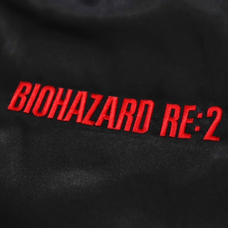 BIOHAZARD RE:2 スカジャン( R.P.D. / Made in heaven ) Lサイズ