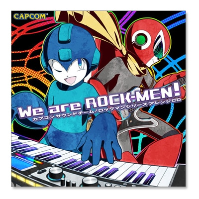 CD「We are ROCK-MEN!」
