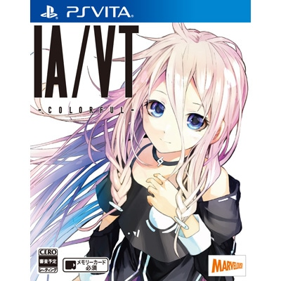 IA/VT -COLORFUL- 通常版(PSVita)通常版