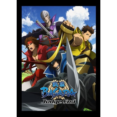戦国BASARA Judge End其の壱DVD