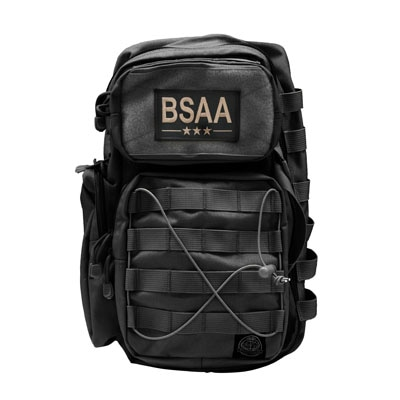 BSAA Attack BackpackBLACK