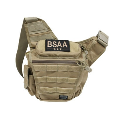 BSAA Scout Shoulder bagKHAKI