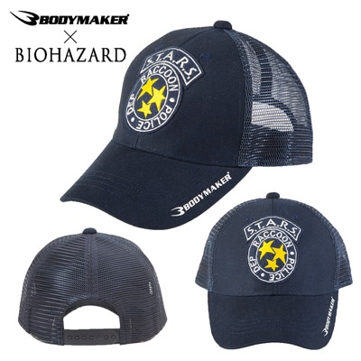BIOHAZARD メッシュキャップ S.T.A.R.S.