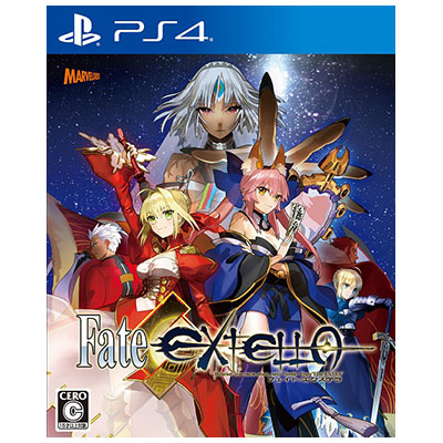 Fate/EXTELLA(PS4)通常版(PS4)