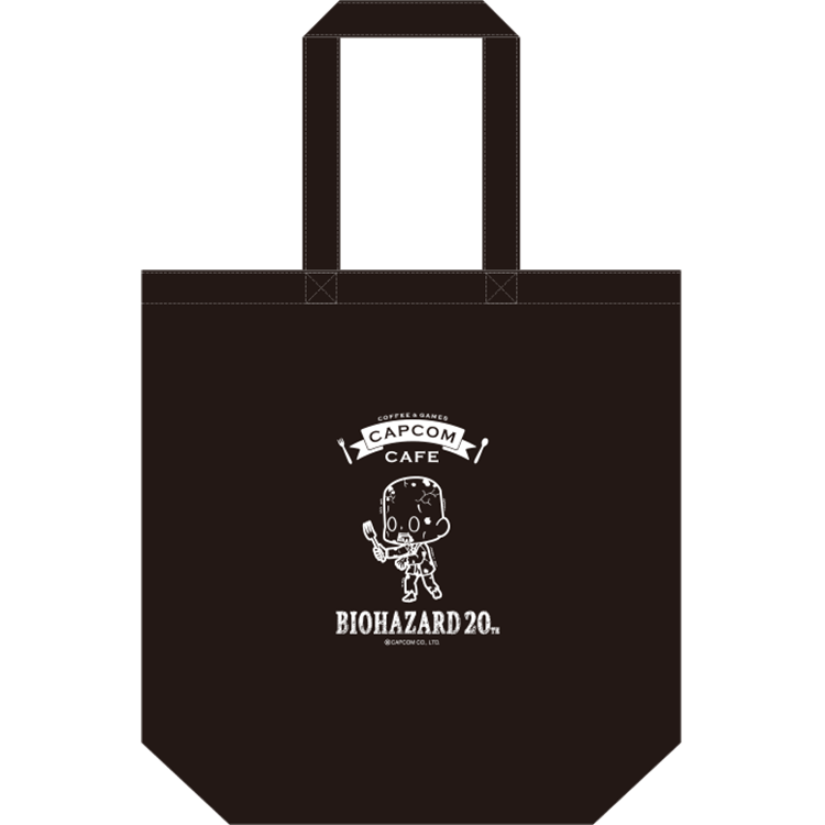 CAPCOM CAFE×BIOHAZARD 20th トートバッグ