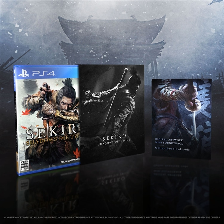 SEKIRO: SHADOWS DIE TWICE(PS4)