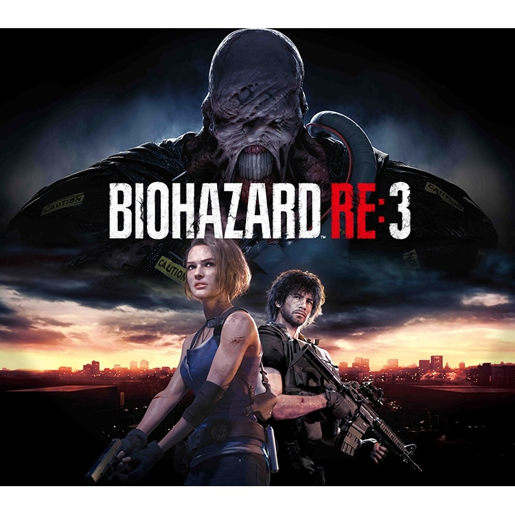 BIOHAZARD RE:3(Steam)