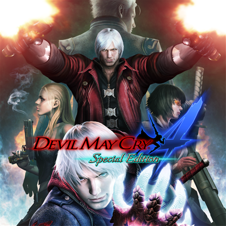 【Steam】Devil May Cry 4 Special Edition(有効期限:2022年1月31日23:59まで)
